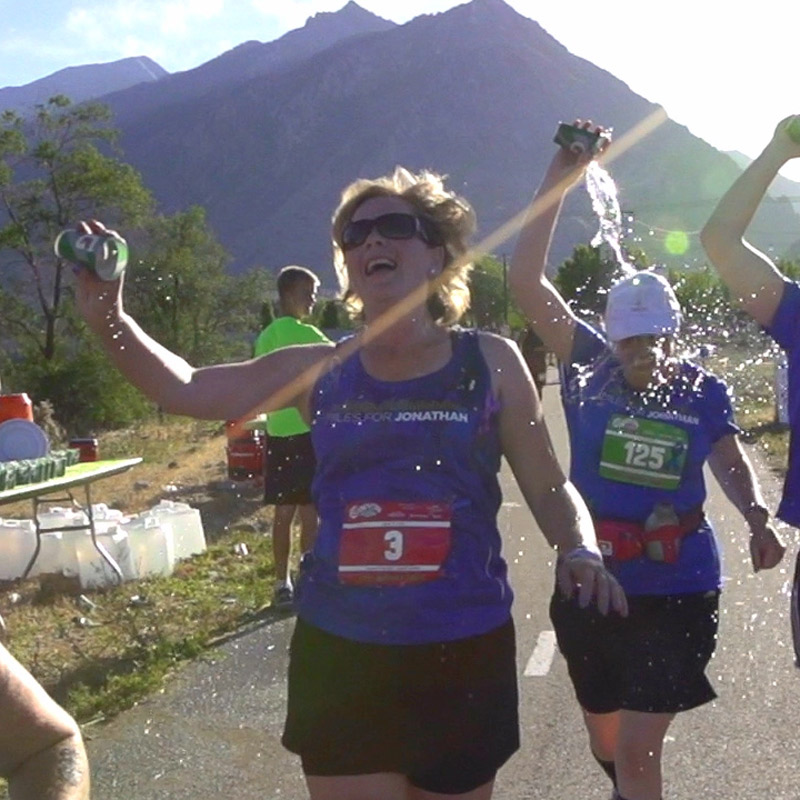 View the stories of why we run the AF Canyon Run Against Cancer
